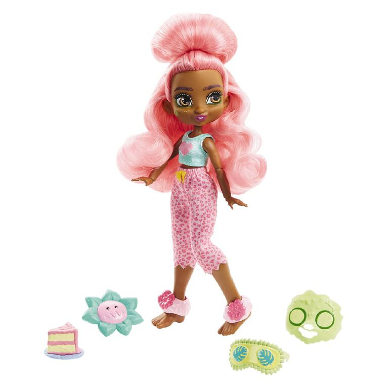 Cave Club Sleepover Doll Assorted, , hi-res