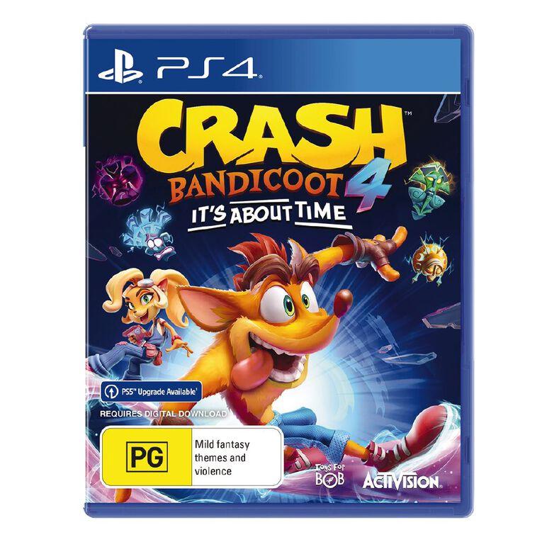 PS4 Crash Bandicoot 4: Its About Time, , hi-res