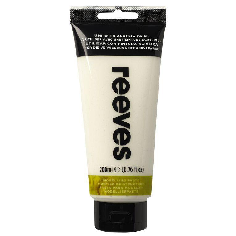 Reeves Modelling Paste 200ml, , hi-res