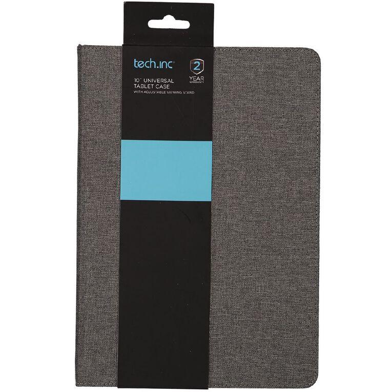 Tech.Inc 10 inch Tablet Case Grey, , hi-res