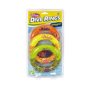 Wahu Dive Rings