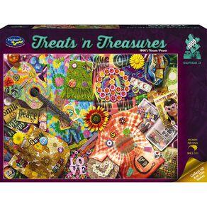 Treats N Treasures Series3 1000 Piece Puzzle Assorted