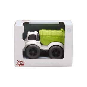 Play Studio Preschool White Recycling Truck