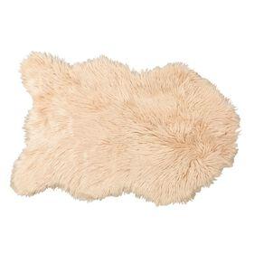Living & Co Faux Sheep Skin Rug 60cm x 100cm