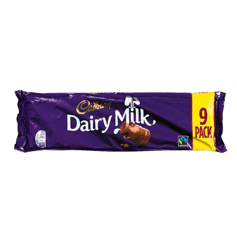 Cadbury Dairy Milk 29.3g 9 Pack, , hi-res