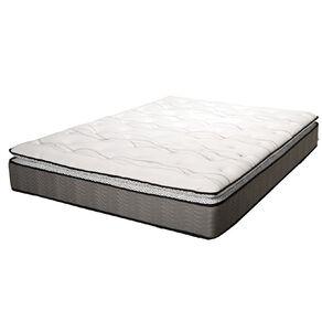 Living & Co Plush Pillow Top Mattress Queen