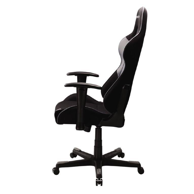 DXRacer Chair Formula Series FD101 Black/Grey, , hi-res