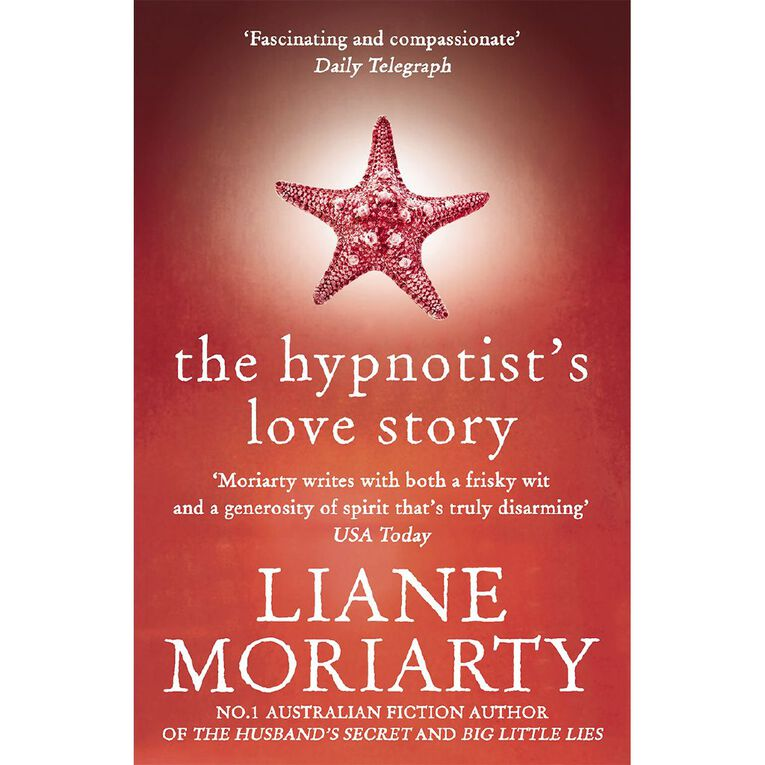 The Hypnotist's Love Story by Liane Moriarty, , hi-res