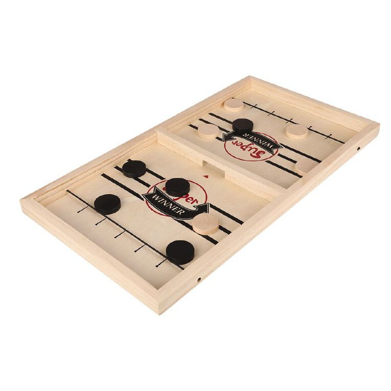 Sling Puck Board Game, , hi-res