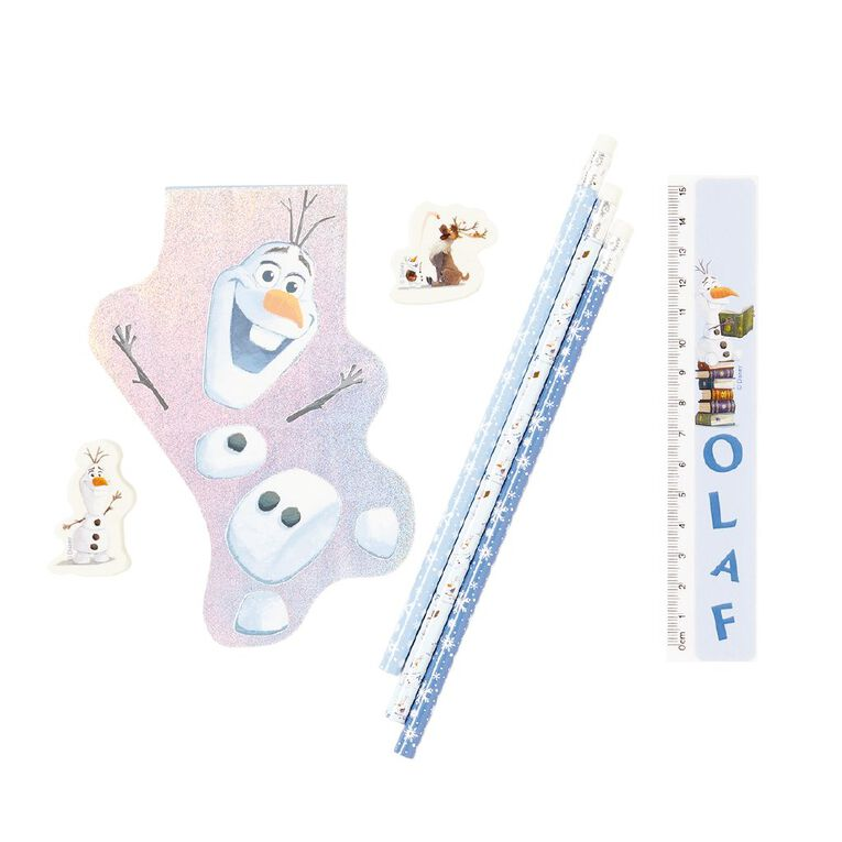 Frozen 2 Q2 Stationery Set 8 Pieces White, , hi-res image number null