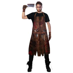 Amscan Bloody Butcher Adult Costume One Size