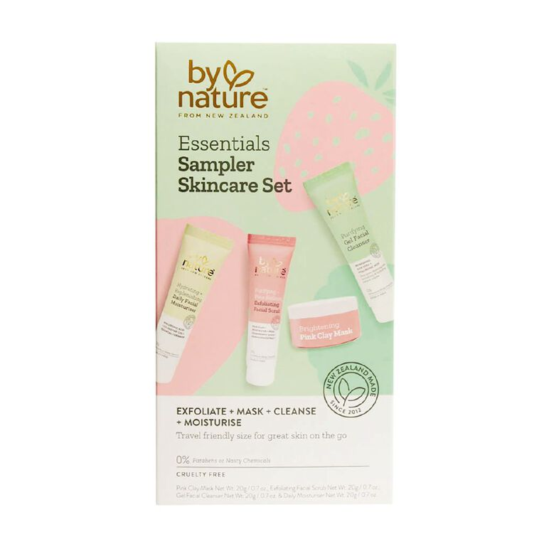 By Nature Essentials Sampler Kit, , hi-res