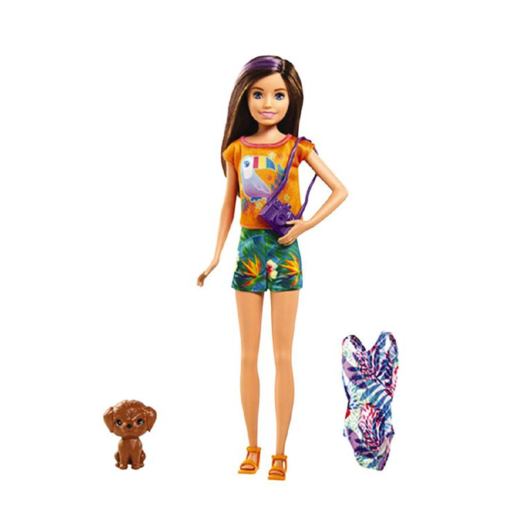 Barbie Lost Birthday Doll Assorted, , hi-res