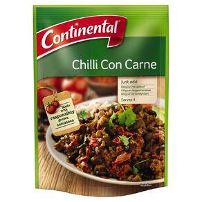 Continental Recipe Base Chilli Con Carne 40g
