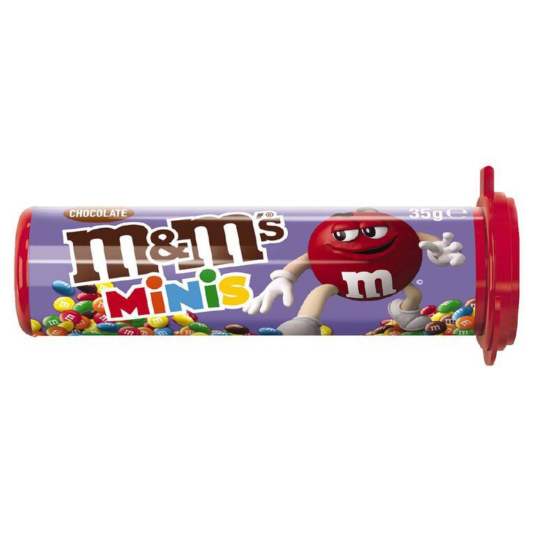 M&M's Minis Chocolate Tube 35g, , hi-res