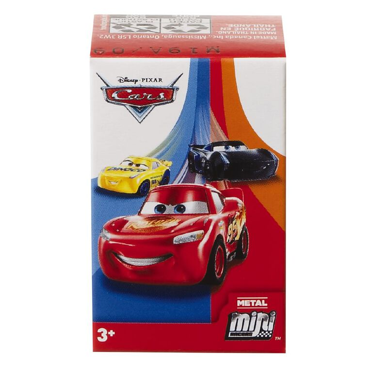 Cars Disney Mini Blind Boxed Single Diecast Vehicle Assorted, , hi-res