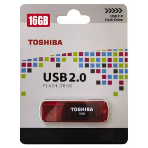 Toshiba LM05 USB 2.0 Flash Drive 16GB