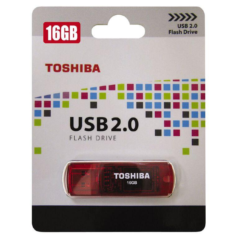Toshiba LM05 USB 2.0 Flash Drive 16GB, , hi-res