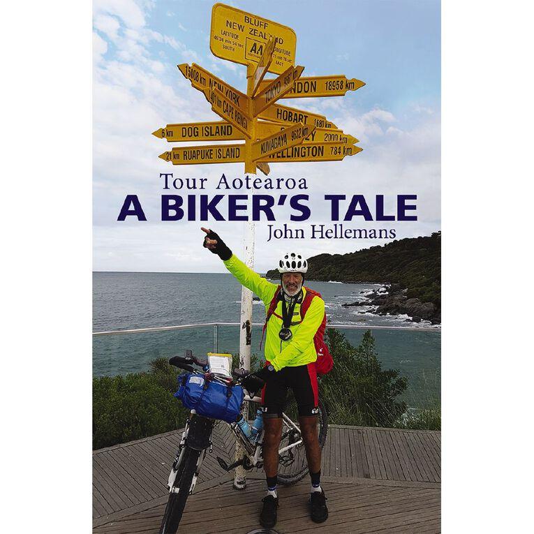 A Biker's Tale by John Hellemans, , hi-res