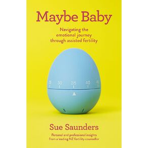 Maybe Baby by Sue Saunders