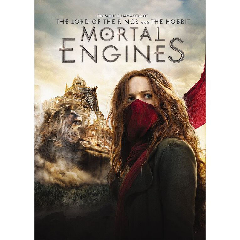 Mortal Engines DVD 1Disc, , hi-res