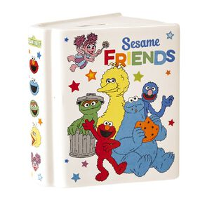 Sesame Street Money Box