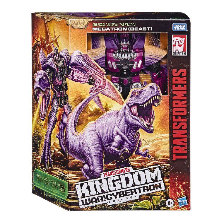 Transformers War for Cybertron Kingdom Leader Assorted, , hi-res