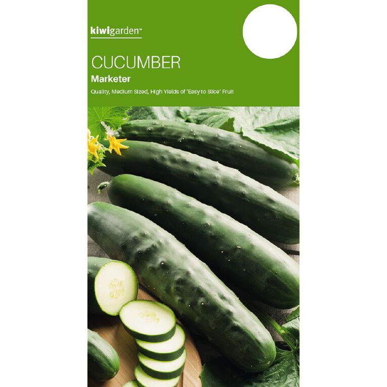 Kiwi Garden Cucumber Marketer, , hi-res