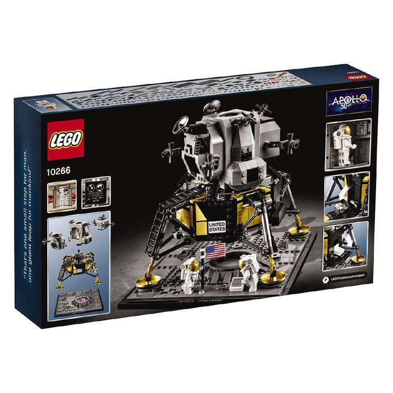 LEGO Creator Expert NASA Apollo 11 Lunar Lander 10266, , hi-res