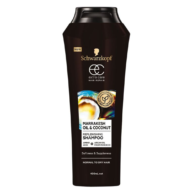 Schwarzkopf Extra Care Marrakesh Oil & Coconut Shampoo 400ml, , hi-res