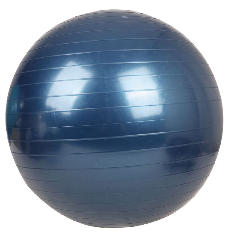 Active Intent Fitness Gym Ball 55cm, , hi-res
