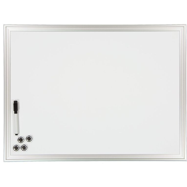 WS Magnetic Whiteboard 450 x 600mm, , hi-res
