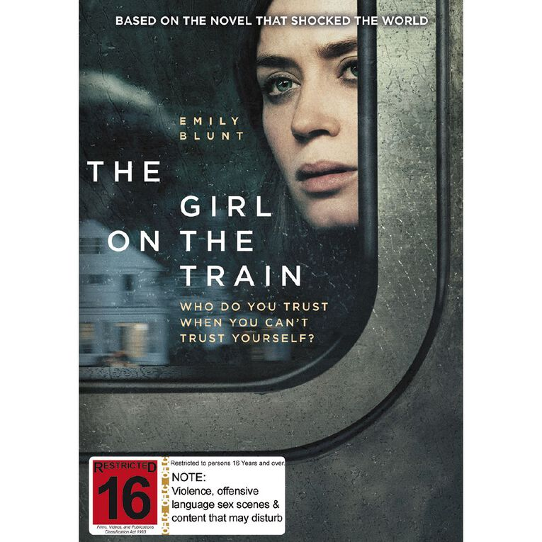 The Girl on the Train DVD 1Disc, , hi-res