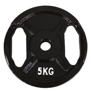 Active Intent Fitness Cast Iron 5kg