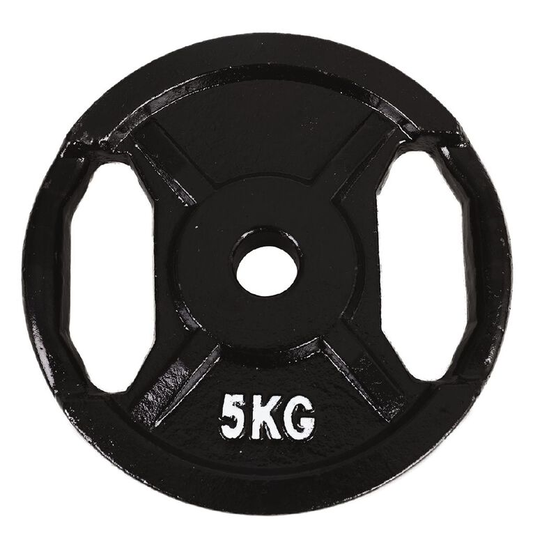 Active Intent Fitness Cast Iron 5kg, , hi-res