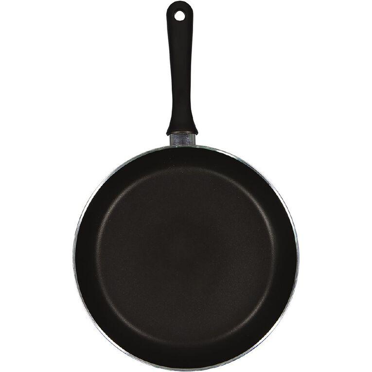 Arcosteel Supremo Frypan Black 30cm, , hi-res
