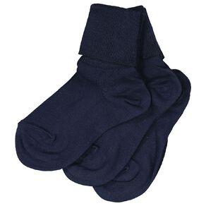 Schooltex Cotton Socks 3 Pack