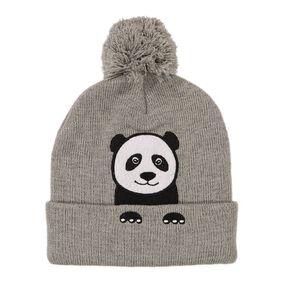 Young Original Kids' Panda Beanie
