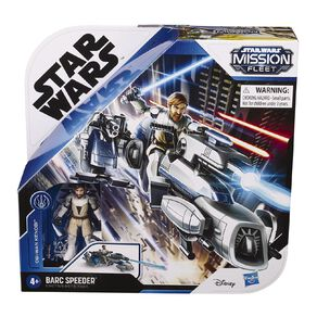 Star Wars Mission Fleet Small Vehicles Assorted