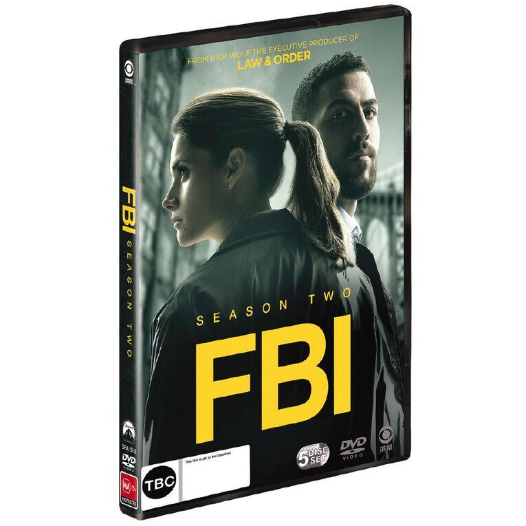 F.B.I S2 DVD 6Disc, , hi-res