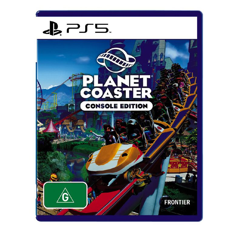 PS5 Planet Coaster, , hi-res image number null