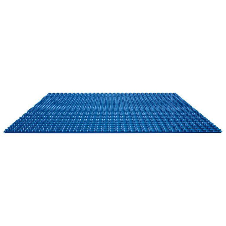 LEGO Classic Blue Baseplate 10714, , hi-res