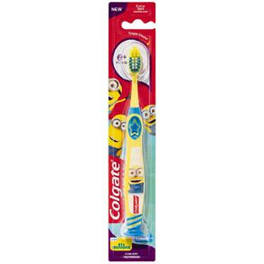 Colgate Minions Toothbrush 6+ Years Assorted