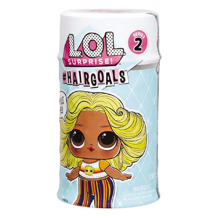 LOL Surprise Hair Goals 2.0 Assorted, , hi-res