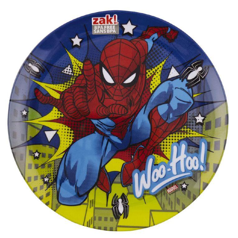 Spider-Man Melamine Plate, , hi-res