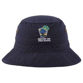 Schooltex Mercury Bay Area School Bucket Hat with Embroidery