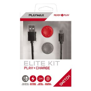 Playmax Nintendo Switch Play and Charge Elite Kit