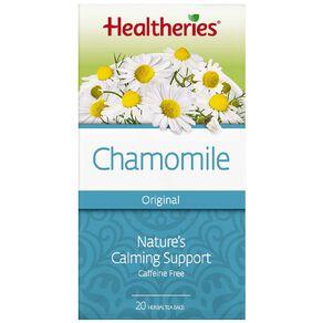 Healtheries Chamomile 20s Tea