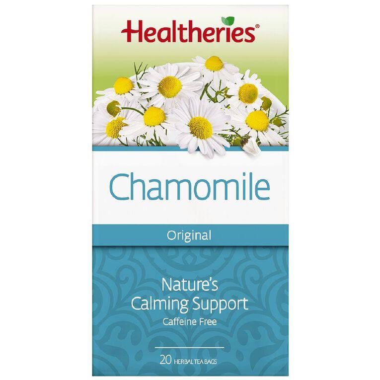 Healtheries Chamomile 20s Tea, , hi-res