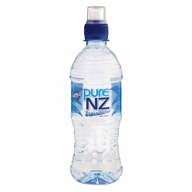 Pure NZ Spring Water 750ml, , hi-res